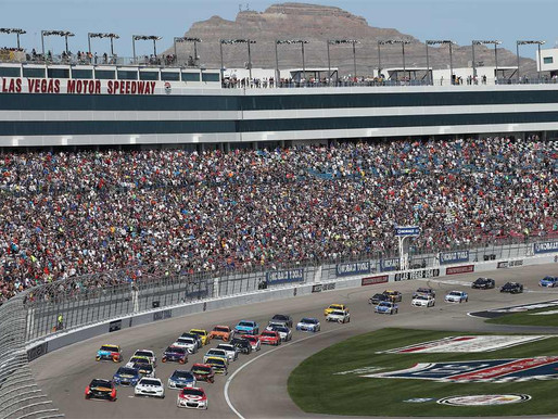 Countdown to the Reveal of the South Point 400 Sweepstakes Winner