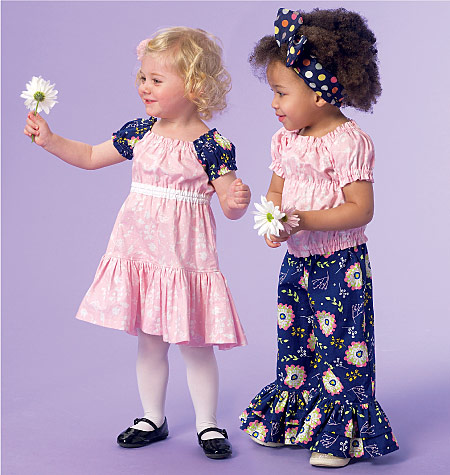 Lily & London - McCall's patterns