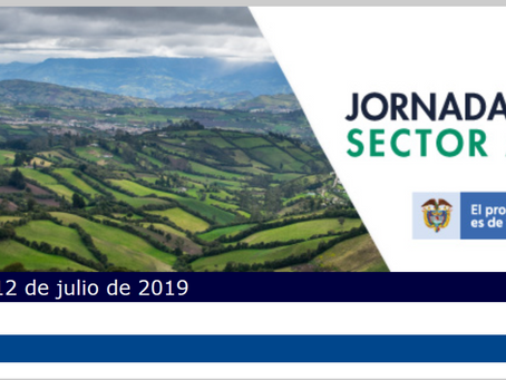 GMS and Inca Worldwide will meet with Top Colombian Groceries stores in Medellin on July 12, 2019