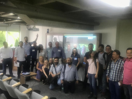 Inca and GMS finished the first workshop of Accelerate Colombia Summer 2019 Cohort
