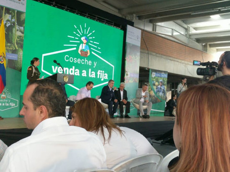 Results of the meeting in Medellin at the event of Propais with president Ivan Duque