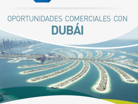 GMS and INCA will be today at the seminar commercial opportunities with Dubai