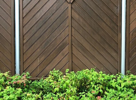 デンマーク木製エクステリア建材の耐久性