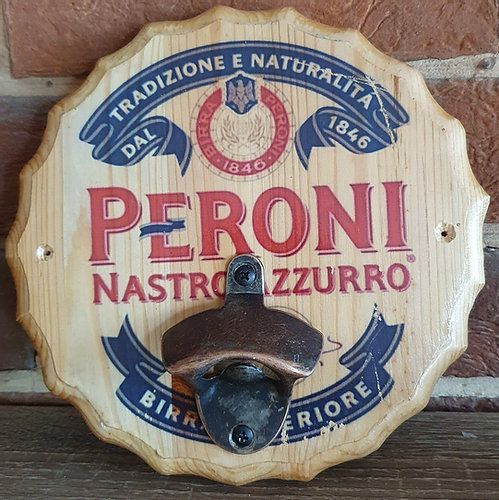 Peroni Bottle Top Bottle Opener | £15
