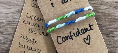 Affirmation Bracelet