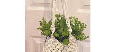 Heart Plant Hanger