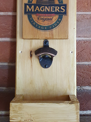 Magners Bottle Top Catcher | £25