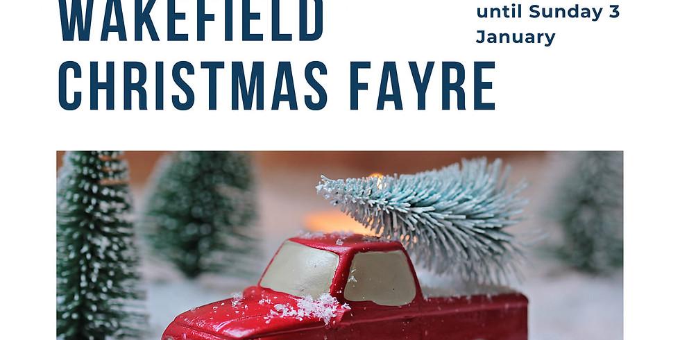WAKEFIELD CHRISTMAS FAYRE