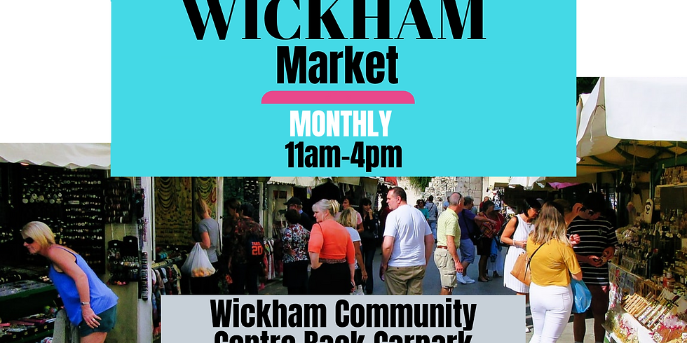 *POSTPONED* Wickham Market