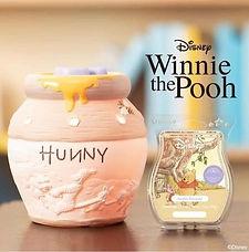 Winnie The Pooh Hunny Pot Warmer and Wax | Wishawax.Scentsy.co.uk