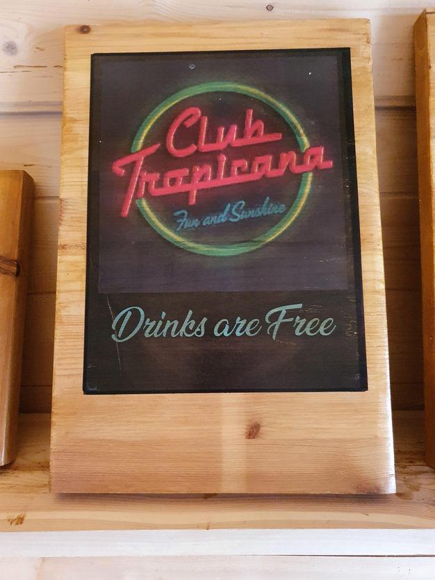Club Tropicana | £20