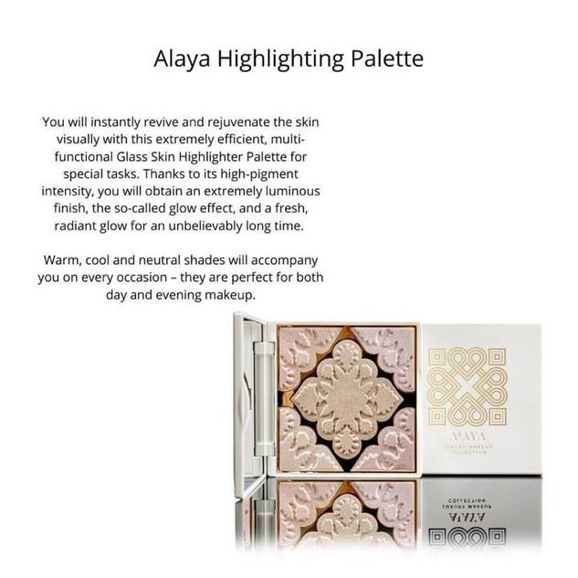 Alaya Highloighting Palette