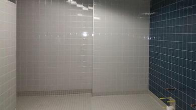 Restroom renovation by VCS Architects