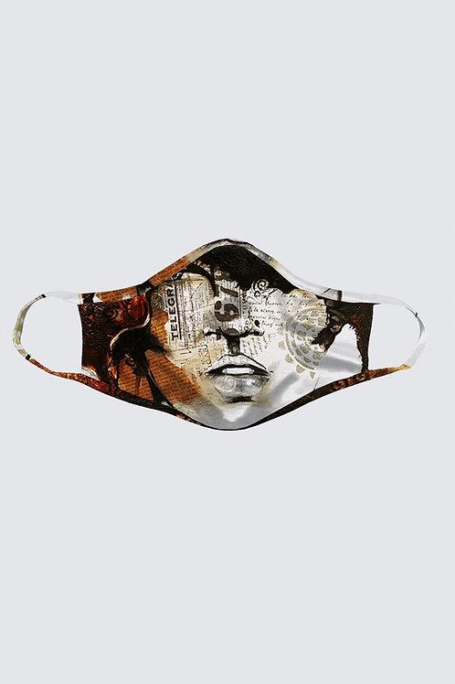 Masque #6 Fontaine-Art