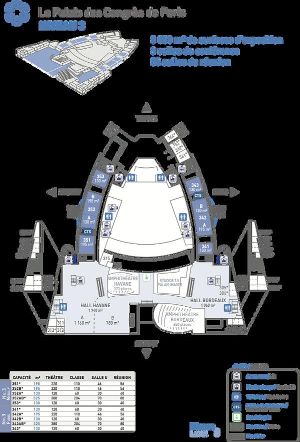 Plan Palais des Congrs niveau 3.png