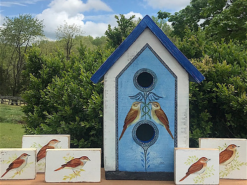 Nightingales Birdhouse