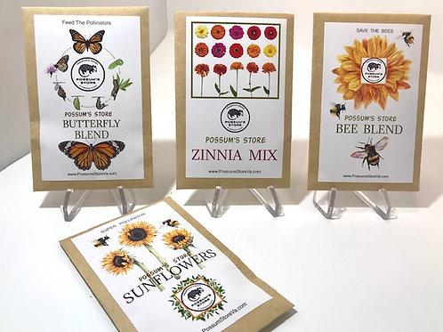 Seeds: Sunflowers