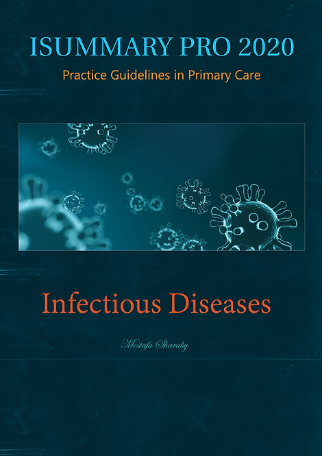 iSummary Pro 2020 Infectious Diseases