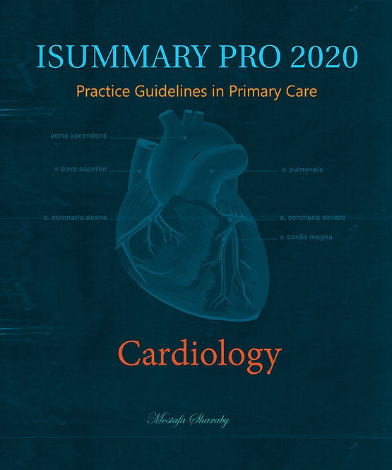 iSummary Pro 2020 Cardiology