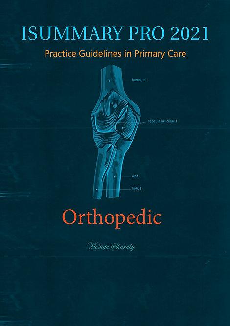 iSummary Pro 2021 Orthopedic