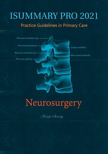 iSummary Pro 2021 Neurosurgery