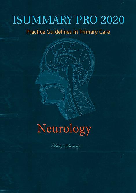 iSummary Pro 2020 Neurology