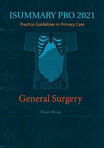 iSummary Pro 2021 General Surgery