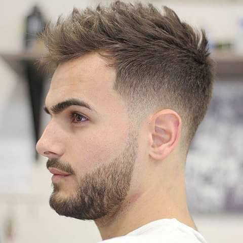 Corte de cabello hombres