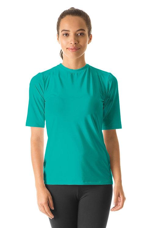 Camiseta UV Pro MC Mujer