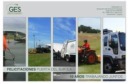 Grupo Eco Sudamérica.