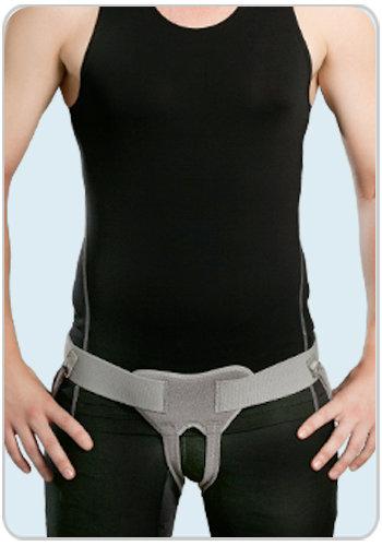 Cinturón para hernia inguinal