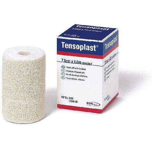 Venda elástica Tensoplast 7,5 cm.