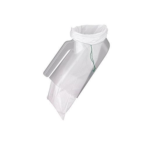 Bolsa higiénica para orinal con solidificante