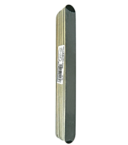 Cód. 752. LIMA ESMERIL REFORZADA PACK X 12.  JER-EMI