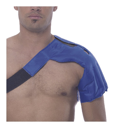 Bolsa de gel para hombro.