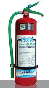 Extintor Baraki Aloclean 4 kg