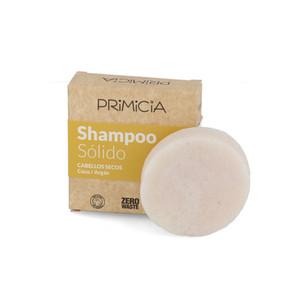 Shampoo sólido con coco y argán