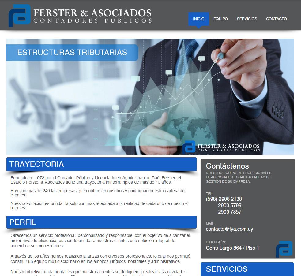 Cliente: Ferster & Asociados
