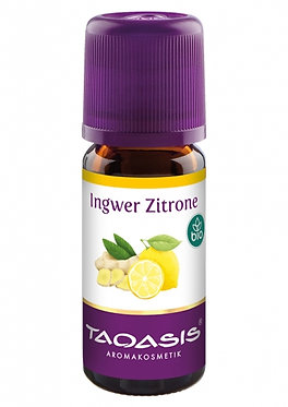 JENGIBRE - LIMÓN  ORGÁNICO 10 ml / Ingwer Zitrone BIO