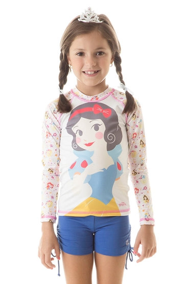 Camiseta Acqua infantil ML