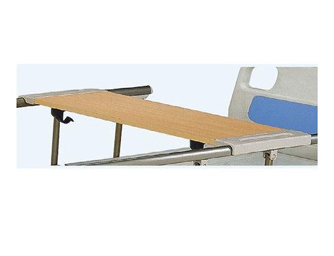 Mesa de comer de encastre para cama