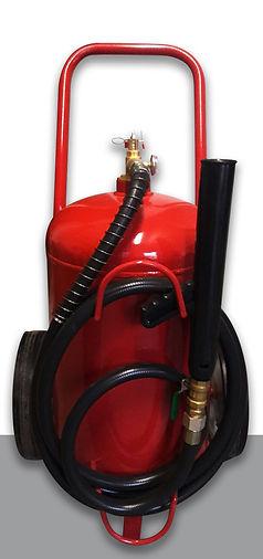 Extintor Baraki Polvo 25 kg