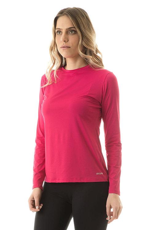 Camiseta UV Pro ML Mujer