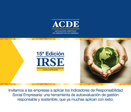 15ª edición IRSE - Indicadores de Responsabilidad Social Empresaria
