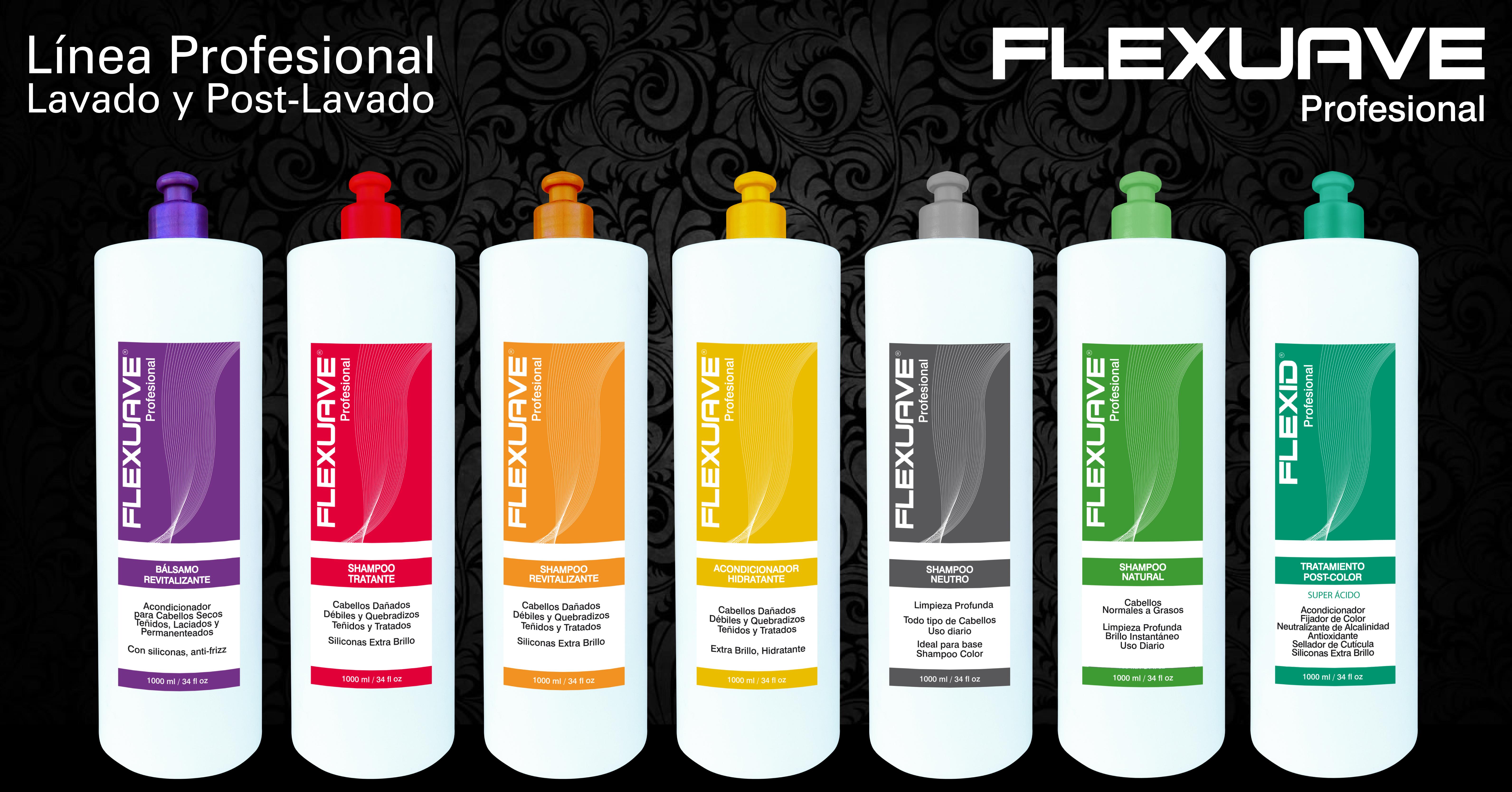 Shampoo & Acondicionadores Flexsuave