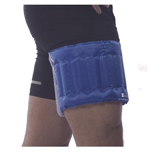 Bolsa de gel para muslo. Talle Especial.
