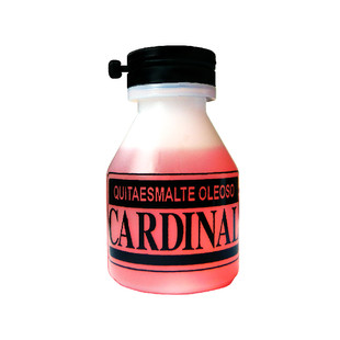 Quita esmalte Cardinal-