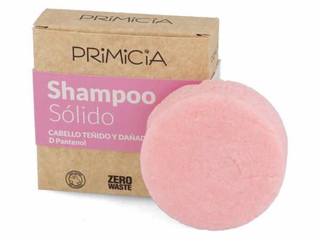 ¡Al fin un shampoo amigable con el ambiente!