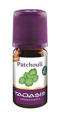 PATCHOULI ORGÁNICO Demeter 5 ml / Patchouli BIO Demeter