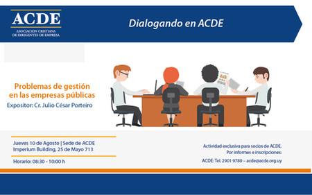 Dialogando en ACDE